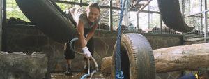 Volunteer Fee Hoe Zit Dat | Rowena Goes Ape