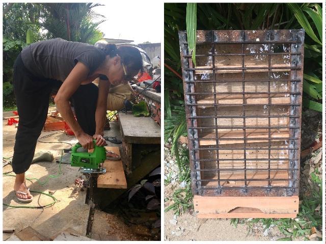 Orang-Oetans in Borneo 2 Verrijking | Rowena Goes Ape (3)