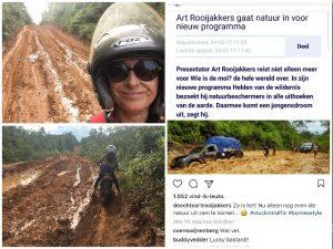 Project Borneo Orang-Oetans Deel 3 Modder   Rowena Goes Ape