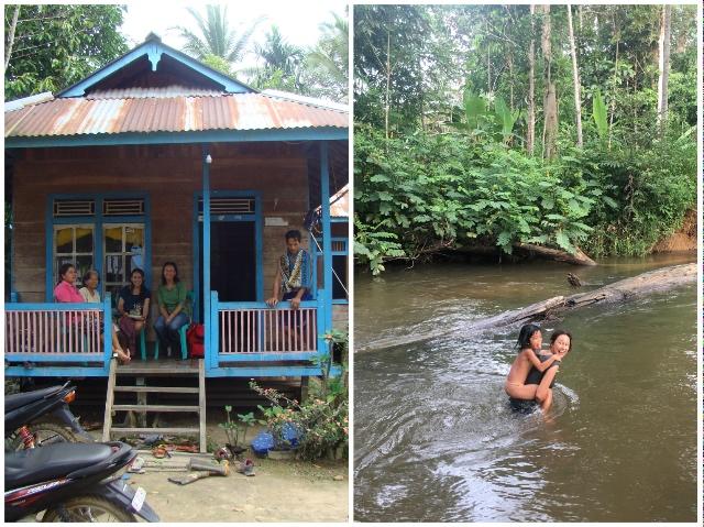 Project Borneo Orang-Oetans Deel 3 - Tembak | Rowena Goes Ape