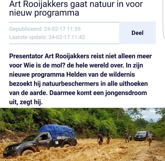 AVROTROS Helden van de Wildernis Blog | Rowena Goes Ape (4)