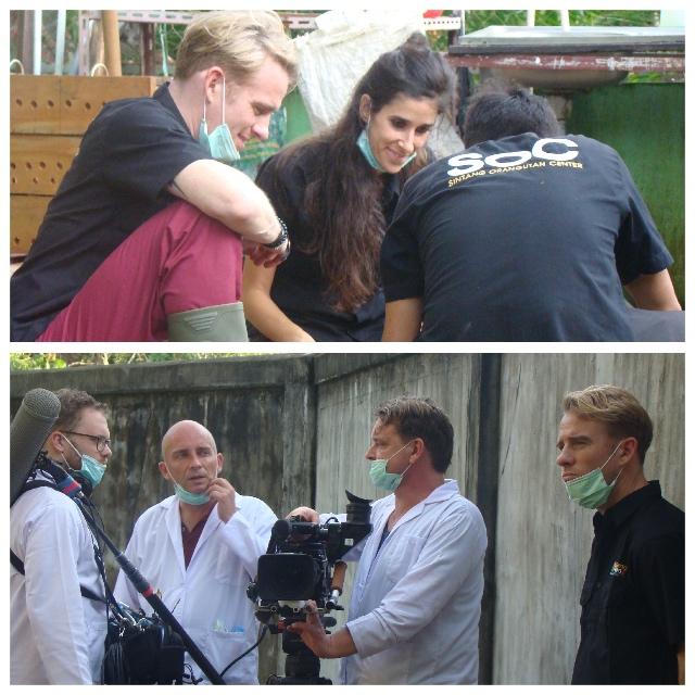 AVROTROS Helden van de Wildernis Blog | Rowena Goes Ape (5-6)