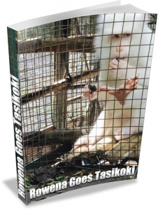 Rowena Goes Tasikoki eBook | Go-Ape