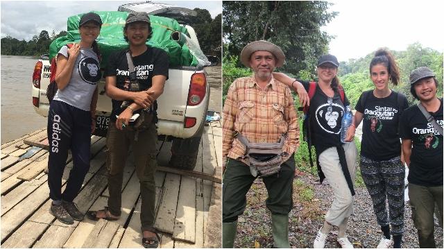 Vrijheid voor drie Orang-Oetans Blog | Go-Ape (1-2)