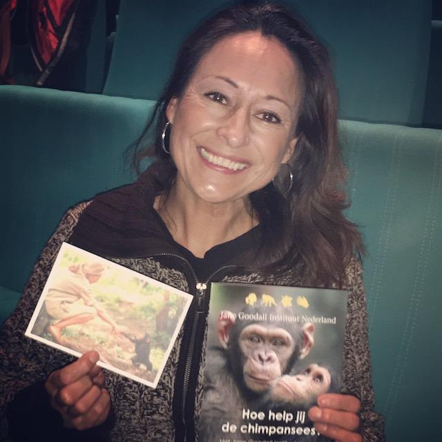 JANE Review Blog | Rowena Goes Ape (1)