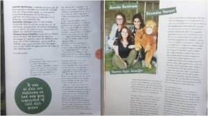 Overwinning Regenwoud Blog | Rowena Goes Ape (bc)