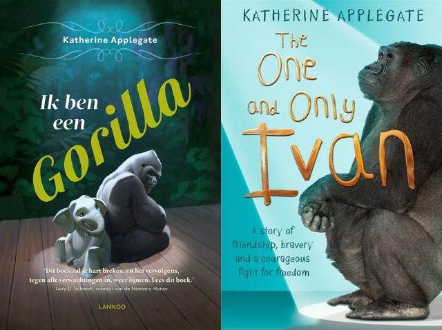 Ik ben een Gorilla Blog | Rowena Goes Ape (bc)