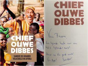 Chief Ouwe Dibbes Blog | Rowena Goes Ape (3)