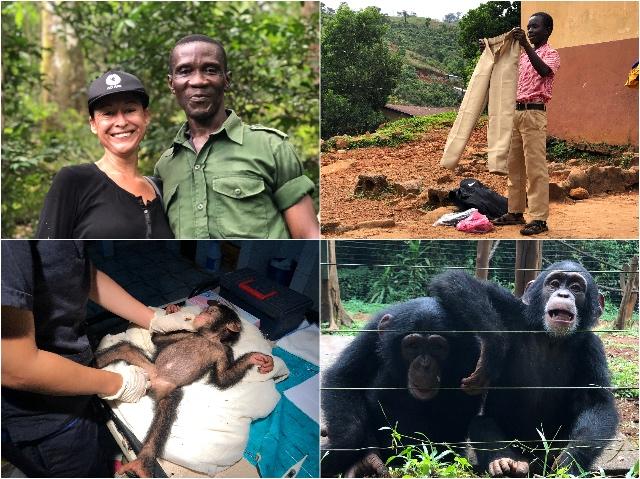 Tacugama Inleiding Blog | Rowena Goes Ape (4-5-6-7)