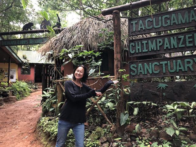 Tacugama Inleiding Blog | Rowena Goes Ape (8)
