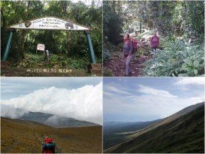 Mount Cameroon   Rowena Goes Ape (9-10-11-12)