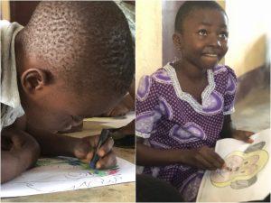 Limbe educatie en natuurbescherming Blog | Rowena Goes Ape (8-9)