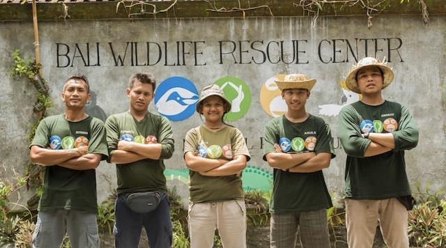 Achter de schermen Rescue Centers Blog | Rowena Goes Ape (4)