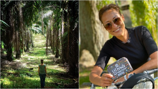 The Flower Farm Missie Blog   Rowena Goes Ape (6-7)