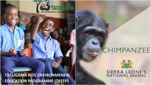 Educatie Sierra Leone Blog   Rowena Goes Ape (2-3)