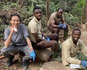Werken in een opvangcentrum voor wilde dieren | Rowena Goes Ape (4)